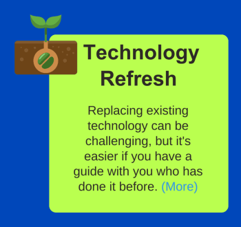 Services technology refresh