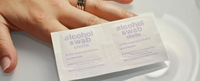 Wrongful Death Suit Filed Over Recalled Alcohol Prep Wipes