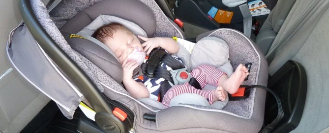 Child Safety Seats Recommended to be Rear-Facing until Age Two