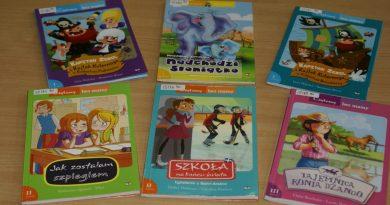 Książki dla najmłodszych czytelników