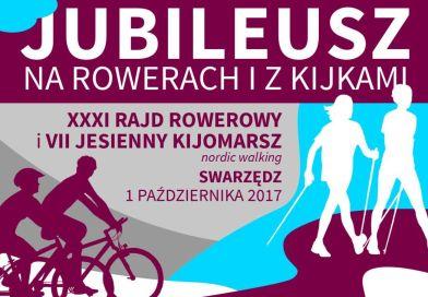 Radio Poznań – jubileusz na rowerach i z kijkami