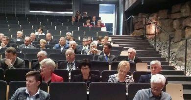 Po posiedzeniu  Krajowego Stowarzyszenia Sołtysów