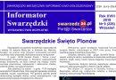 """Nowy numer """"Informatora Swarzędzkiego"""" już w internecie"""