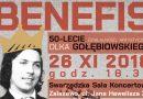 Jubileuszowy benefis Olka Gołębiowskiego – Nasz konkurs ostatnią szansą zdobycia biletów