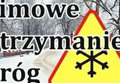 Zasady zimowego utrzymania dróg