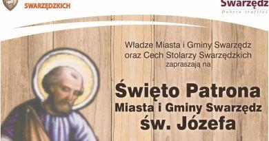 Święto Patrona Miasta i Gminy Swarzędz św. Józefa