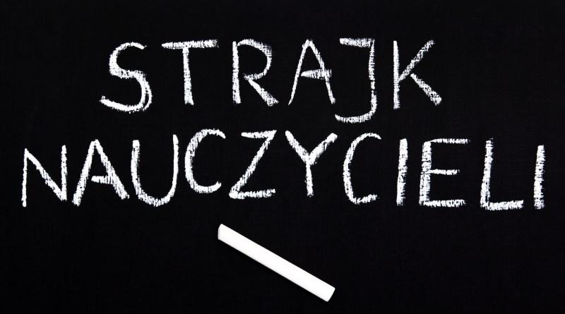 Ogólnopolski strajk oświaty