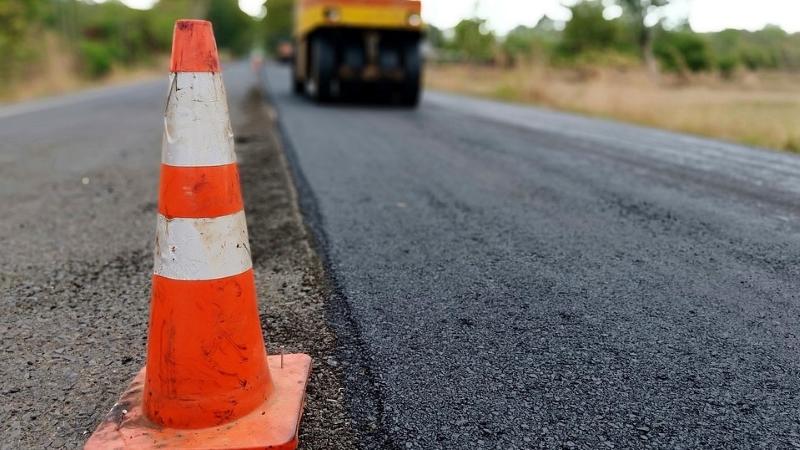 roboty asfaltowe w Kobylnicy nawierzchnia