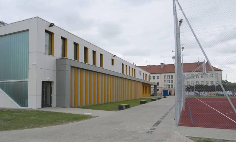 Szkoła Podstawowa w Swarzędzu gotowa
