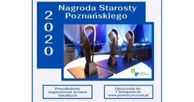 Nagroda Starosty Poznańskiego