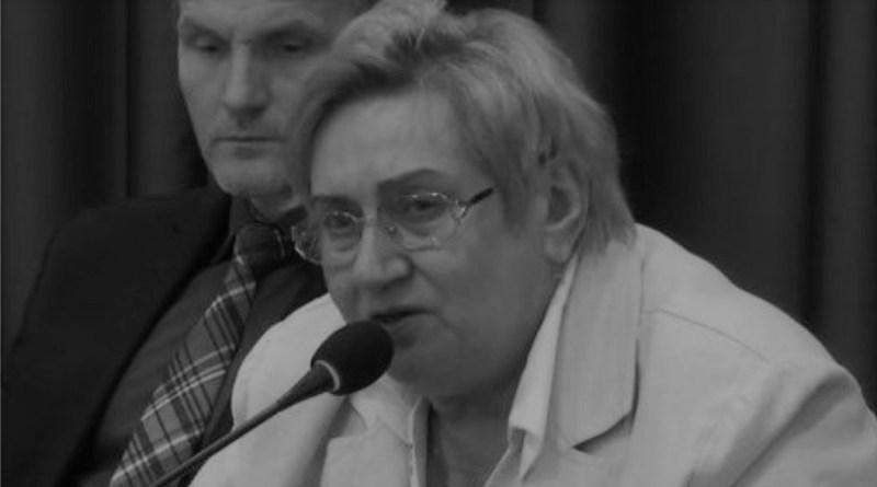 Zmarła Teresa Rucińska