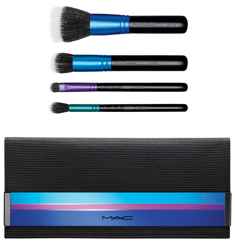 MAC Cosmetics Enchanted Eve Holiday 2015 Brush Kit Mineralize