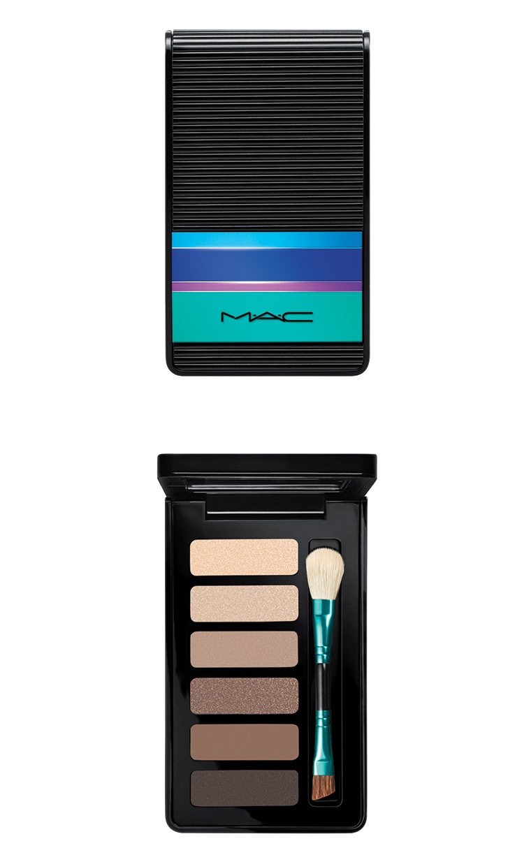 MAC Cosmetics Enchanted Eve Holiday 2015 Eyes Palette Warm