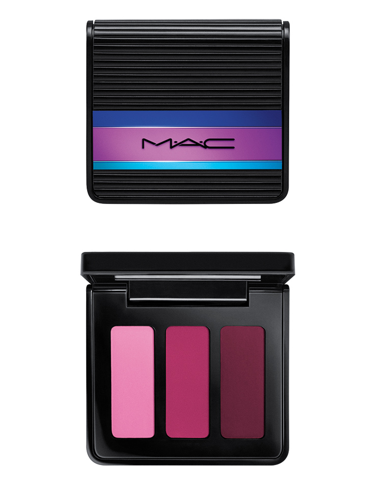 MAC Cosmetics Enchanted Eve Holiday 2015 Lips Palette Pink