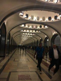 Swatiness_Moscow-Metro Station Komsomolskaya Station