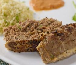 Moroccan Meatloaf