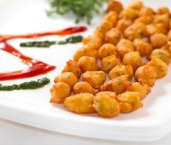 Mungode – Split moong bean fritters