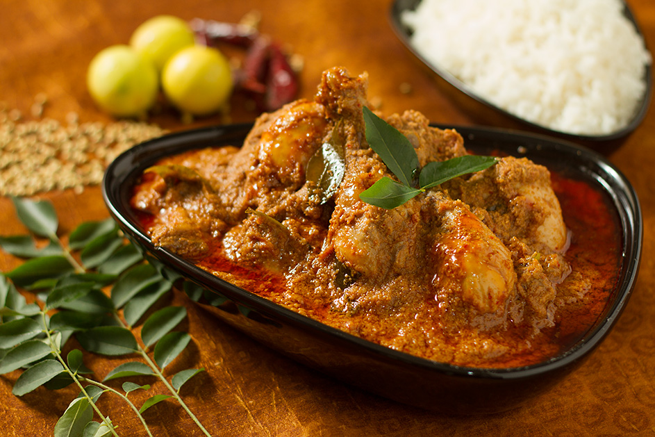 chicken chettinad a chicken dish from tamil nadu swati