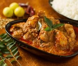 Chicken Chettinad - A chicken dish from Tamil Nadu
