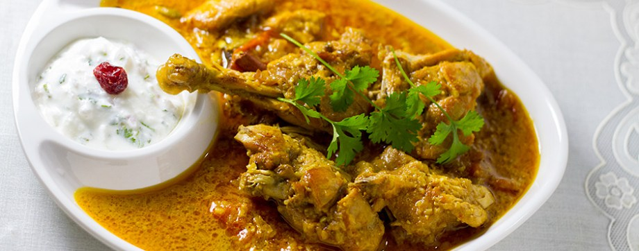 Chicken Masala in pressure cooker