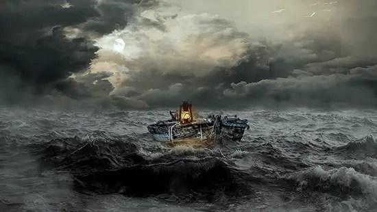 06. Sailing through!