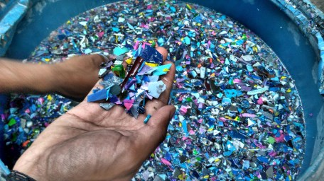 Plastic Recycling Industry in Dharavi - 3