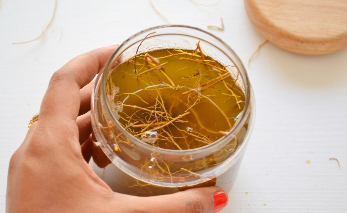 Homemade herbal hair oil recipe for healthy hair swati vijayan homemade herbal hair oil recipe for healthy hair forumfinder Images