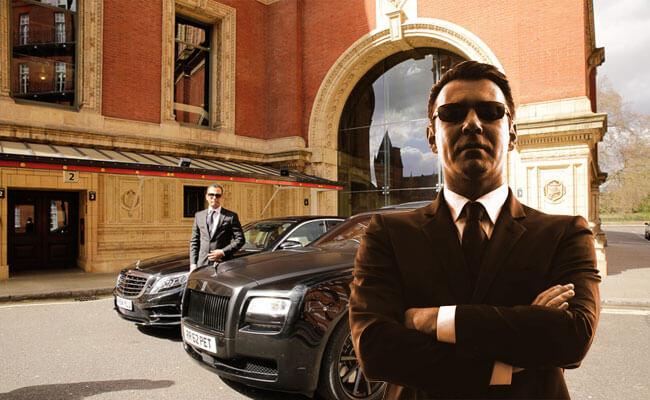 Vegas Services Executive Las Protection