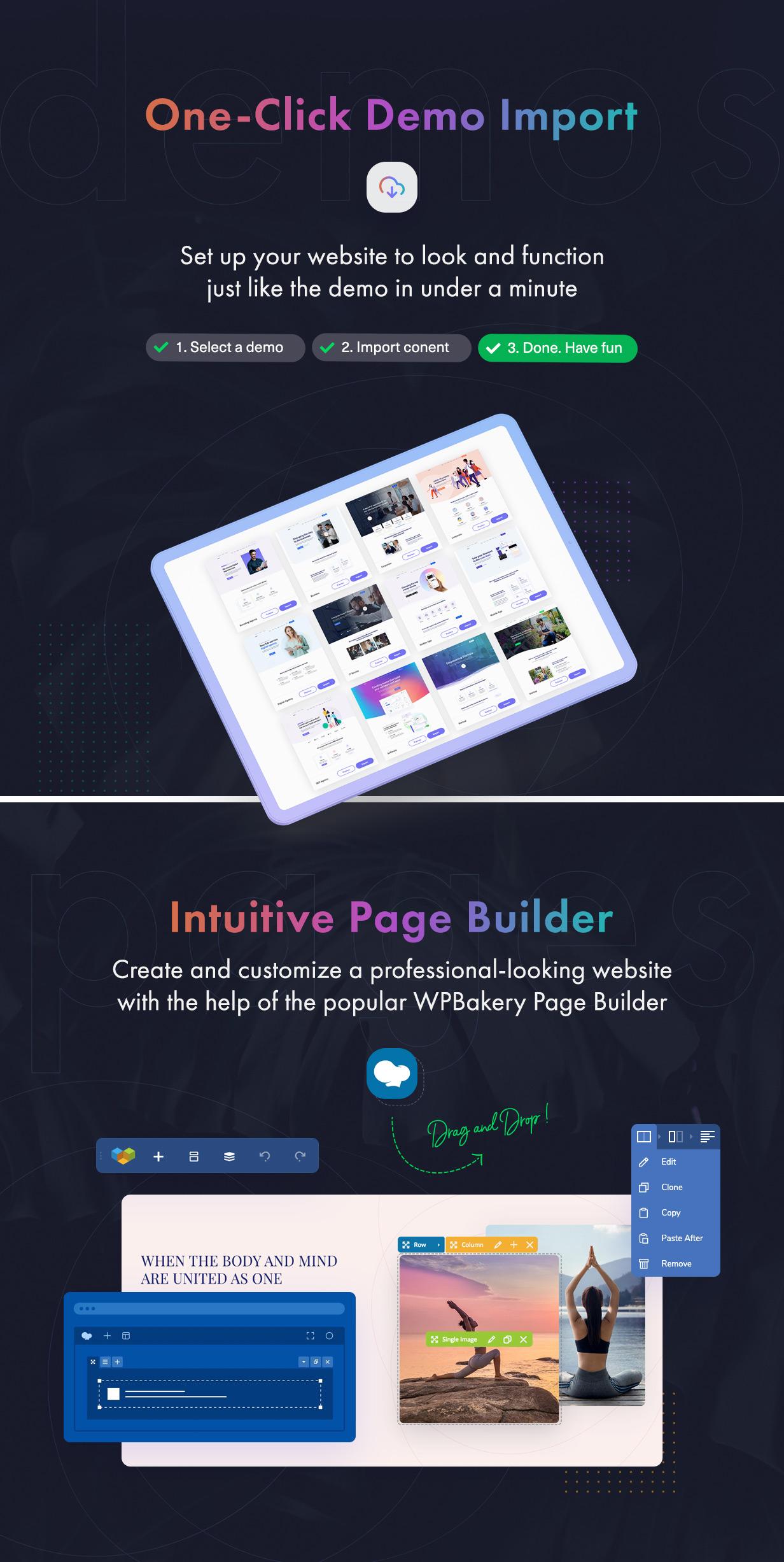 Sway - Multi-Purpose WordPress Theme with Page Builder - 11