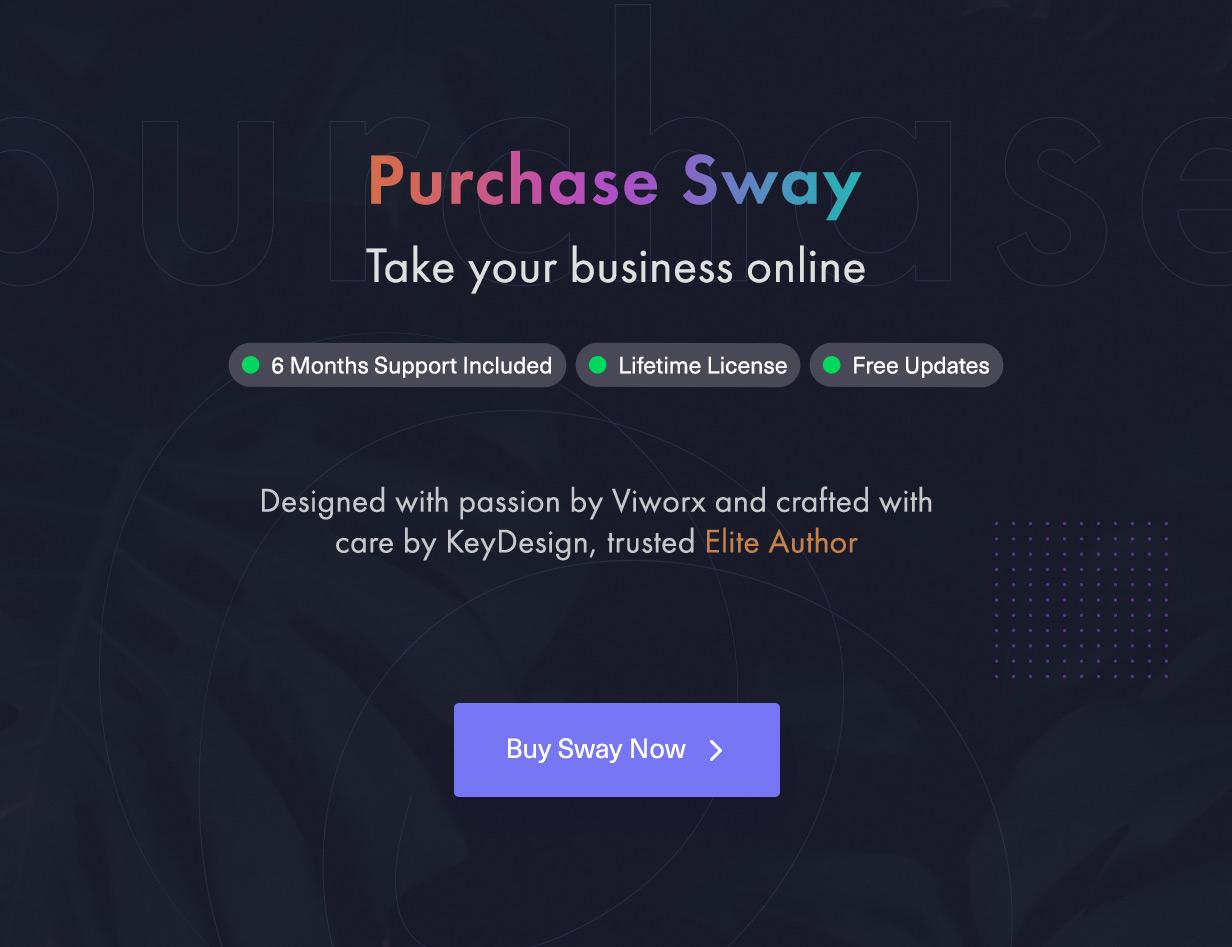 Sway - Multi-Purpose WordPress Theme with Page Builder - 24