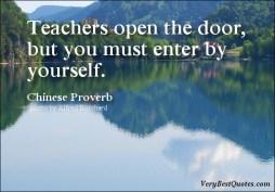 Learning-quotes-Teachers-open-the-door