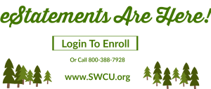 eStatements are now available at SWCU