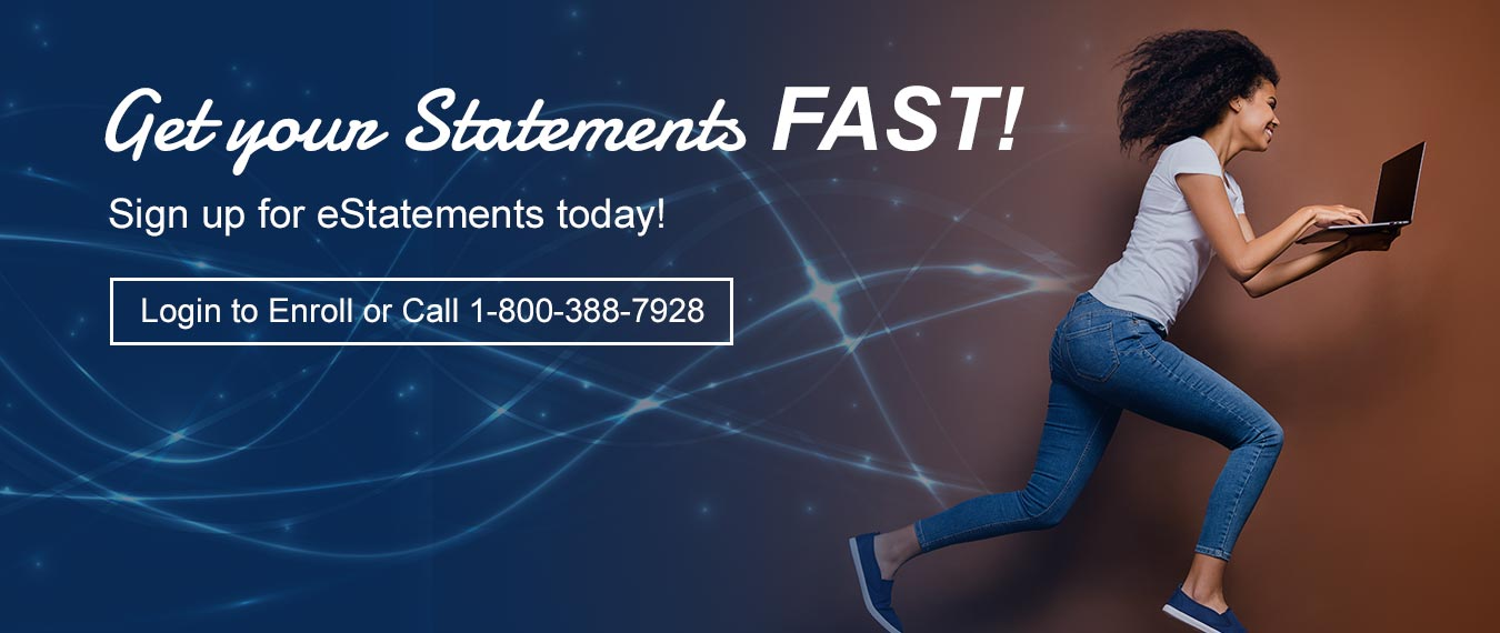 Get your Statements FAST!