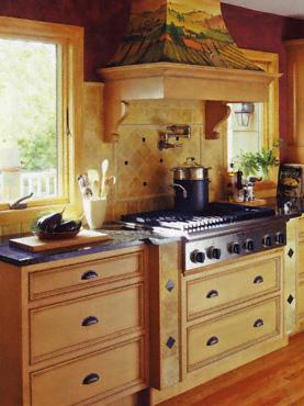 Kitchen Design by Susan Serra, CKD
