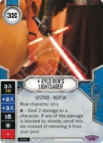 Kylo Ren's Lightsaber