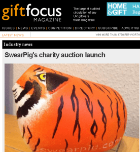 SwearPig and Gift Focus