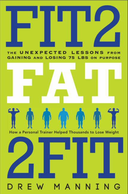 fit2fat2fit with drew manning