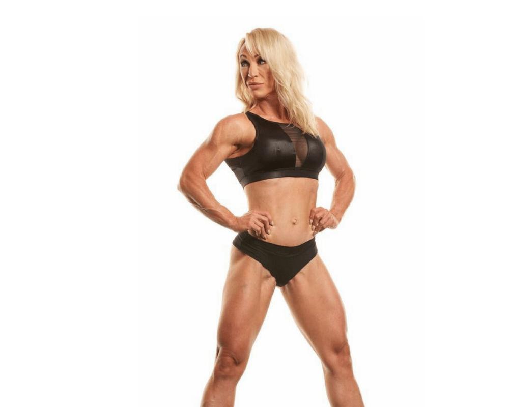 SWEAT by SlimClip Case zimmerman-1 In Case of an Emergency | Melissa Zimmerman women fitness bodybuilding