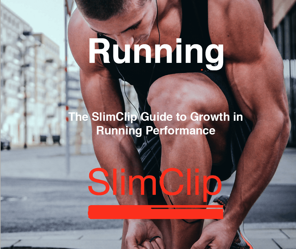 SWEAT by SlimClip Case running-guide-cover Running Guide Vol 1