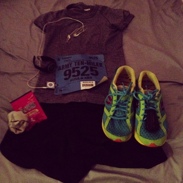 My race outfit!