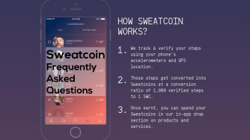 Sweatcoin FAQ - Frequently Asked Questions - Guide - SweatcoinBlog
