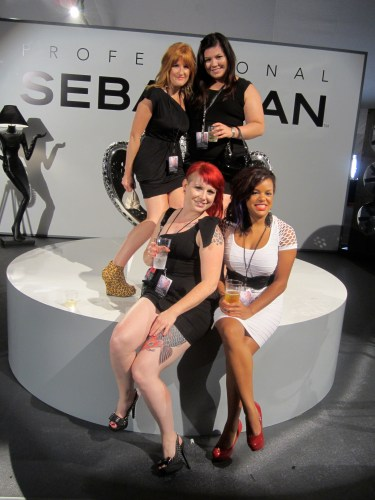 Sebastian girls in LA