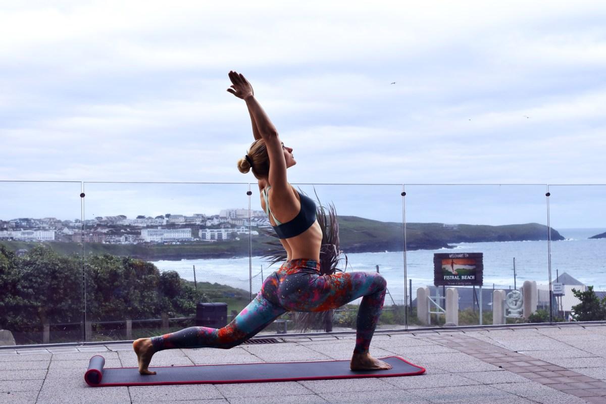 SWEAT by SlimClip Case YOGA-POSE-copy Yoga Fit