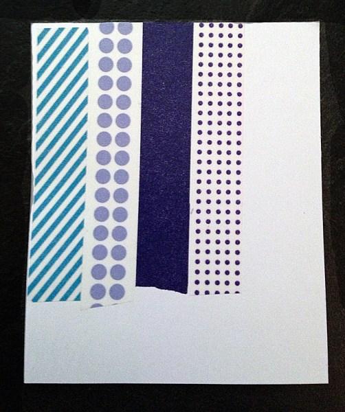 Washi Tape Cards 7