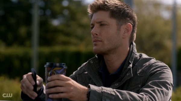 Supernatural Heaven Can't Wait Dean gazing