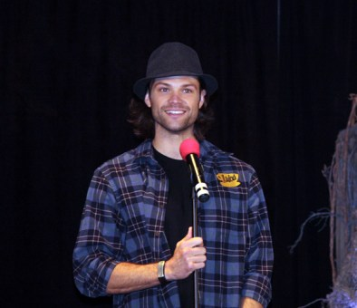 Supernatural BurCon 2013 Jared Padalecki 2