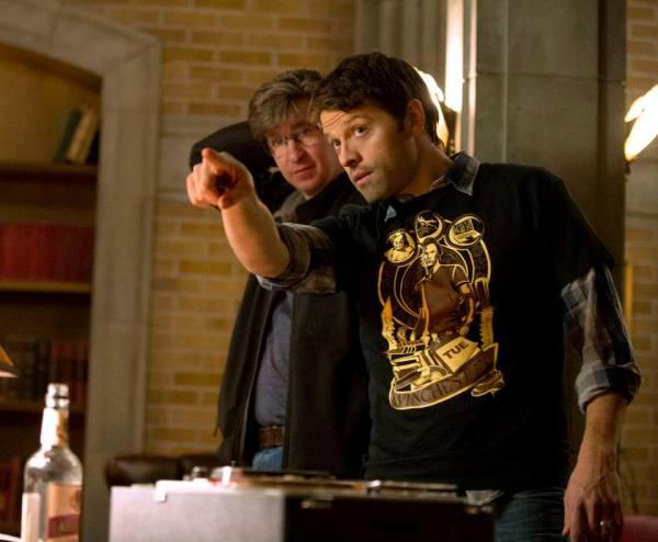 Misha Directing Behind The Scenes 2