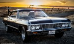Supernatural Impala Fan Car_Eric Bates4
