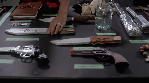11 Supernatural Season Ten Episode Five SPN S10E5 Fan Fiction Props Play 200th Episode