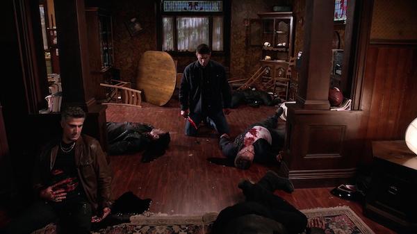 22 Supernatural Season Ten Episode Nine SPN S10E9 The Things We Left Behind Dean Winchester Jensen Ackles Sam